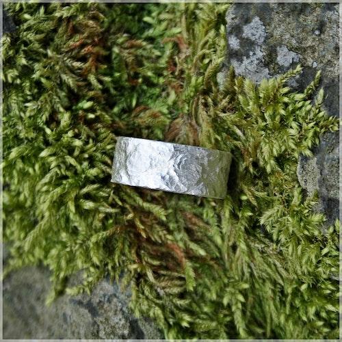 FREJ silverring