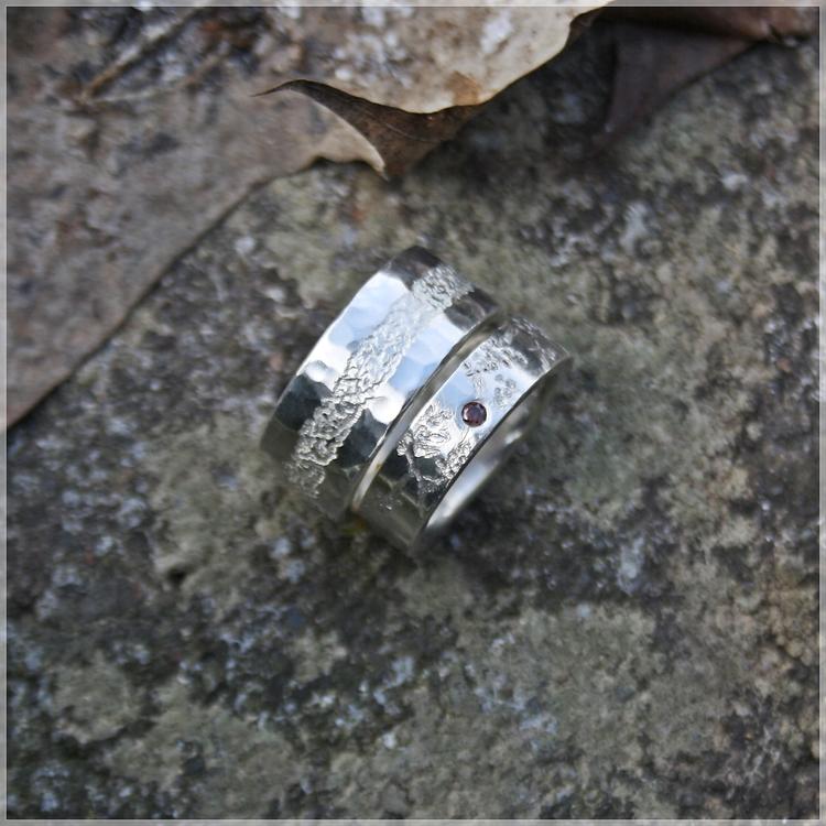 DRUVA silverring