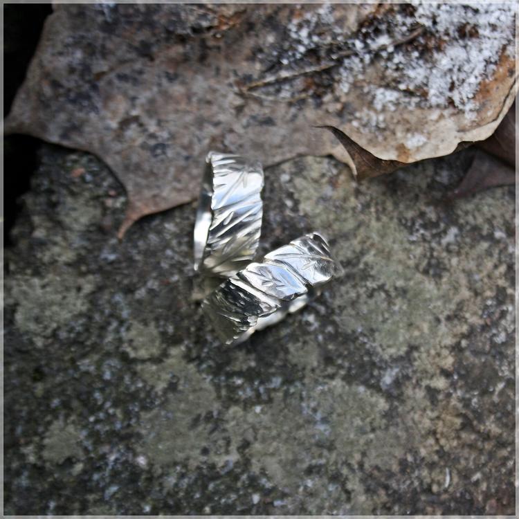 BLAD silverring