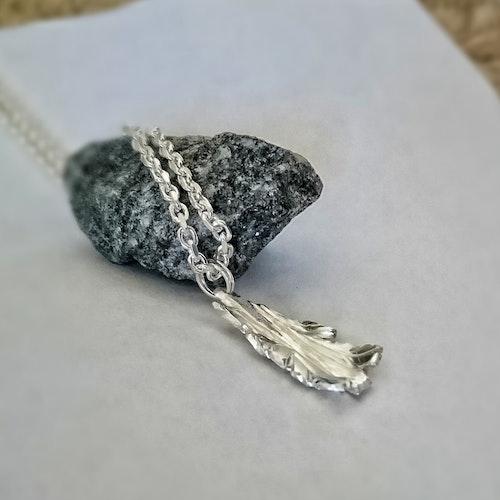 BLAD silverhalsband