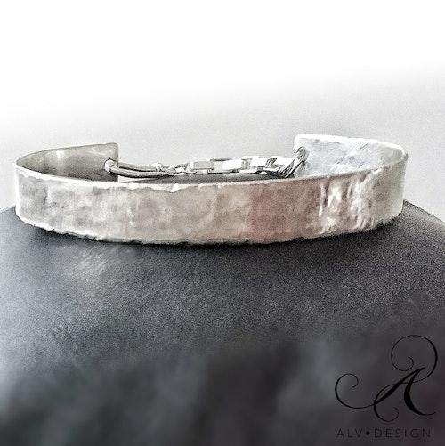 GRO silverarmband