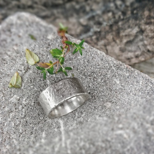 MARMOR silverring