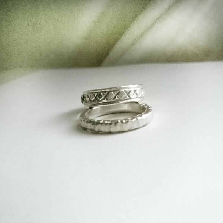 MALVA silverring