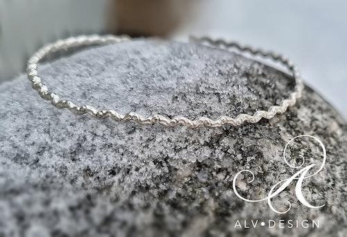 SVALLA silverarmband