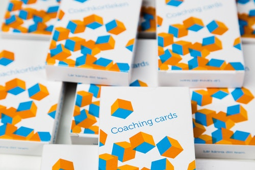3 decks of Coaching cards