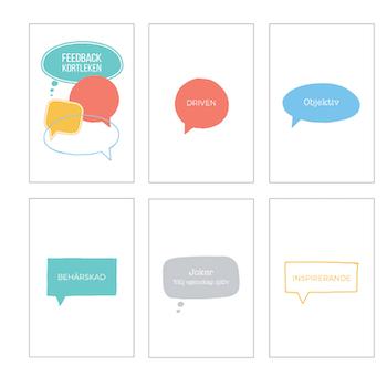 Digitala Feedbackkortleken
