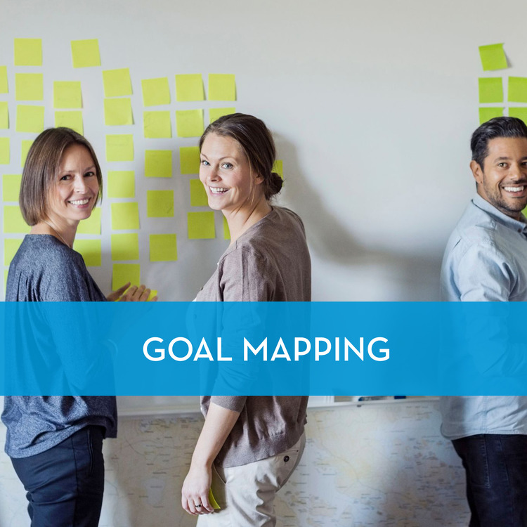 Goal mapping - how to get everyone on the same goal - March 10, 2021