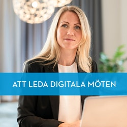 Att leda digitala möten - 15 april 2021