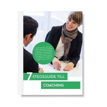 7-stegs guide till Coaching - digital bok