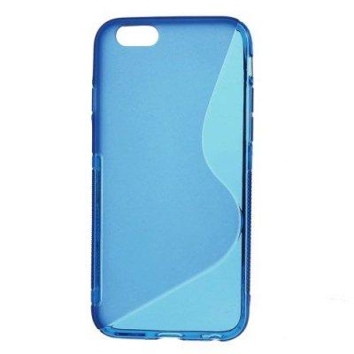 Flexibelt Skal S-Design till Apple iPhone 6 Blå