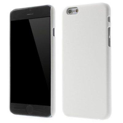 Hårt Skal iPhone 6 Vit med gummiliknande yta för bättre grepp