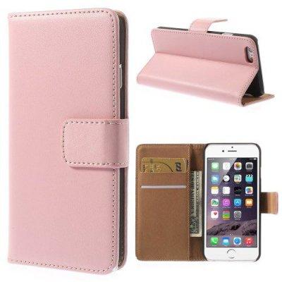 Plånboksfodral till iPhone 6 4.7tum Rosa
