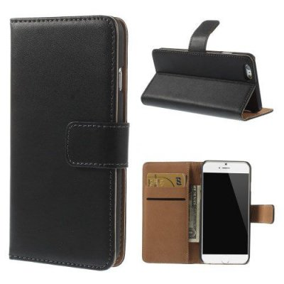Plånboksfodral till iPhone 6 4.7tum Svart