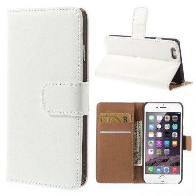 Plånboksfodral till iPhone 6 4.7tum Vit