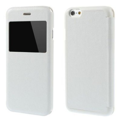 Viewfodral till Apple iPhone 6 Vit