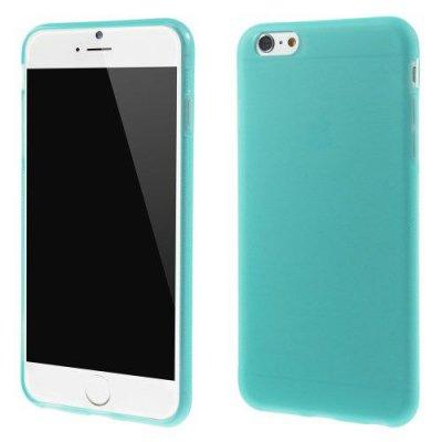 Flexibelt Anti-Slip Skal till Apple iPhone 6 Plus 5.5 tum Blå