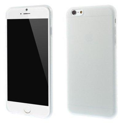 Flexibelt Anti-Slip Skal till iPhone 6 Plus 5.5 tum Genomskinlig