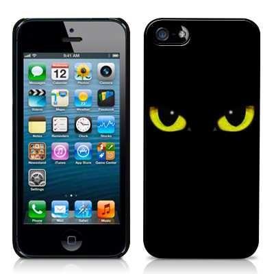 iPhone 5/5S/SE Call Candy skal nine lives