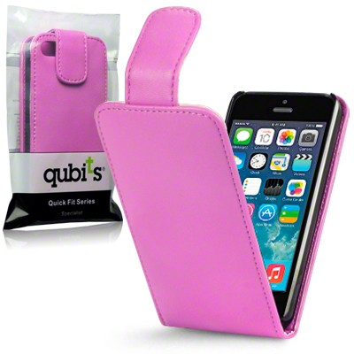 iPhone 5 fodral rosa