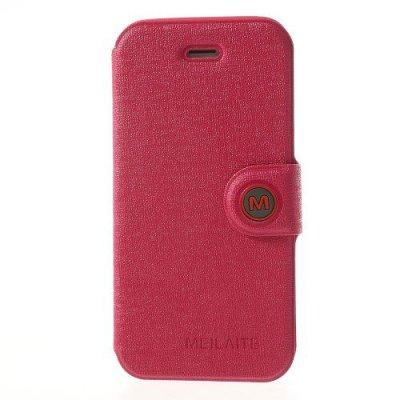 iPhone 5 MLT fodral röd