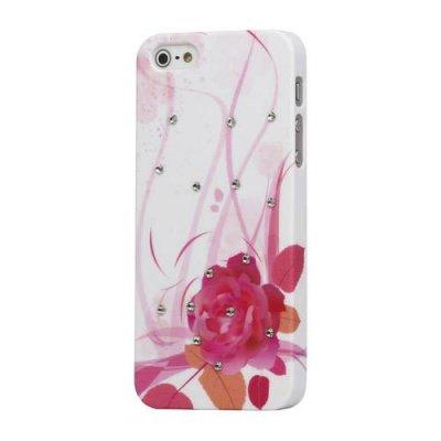 iPhone 5 Ros Rhinestone
