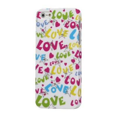 Love iPhone 5 Rhinestone