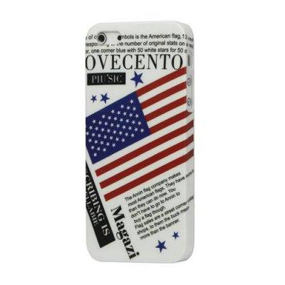Skal iPhone 5 Amerikanska flaggan