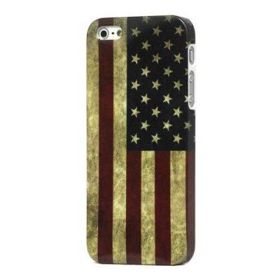Skal iPhone 5 USA flagga