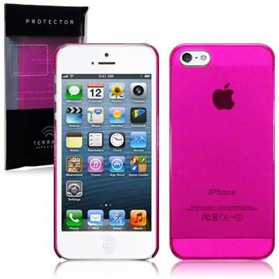 Slim skal iPhone 5 5S Rosa