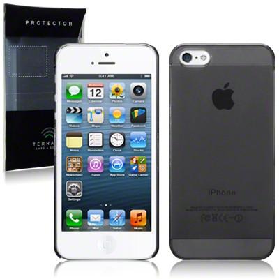 Slim skal iPhone 5 5S Svart