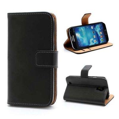 Samsung Galaxy S4 Plånboksfodral svart