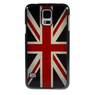 Hårt Skal till Samsung Galaxy S5 Engelsk flagga