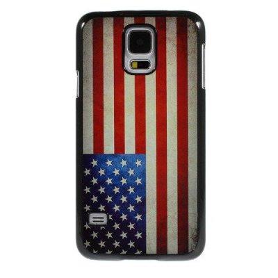 Hårt Skal till Samsung Galaxy S5 USA flagga