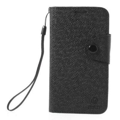 Plånboksfodral MLT till Samsung Galaxy S5 - Svart