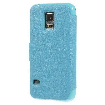 Fodral MLT till Samsung Galaxy S5 Mini - Blå