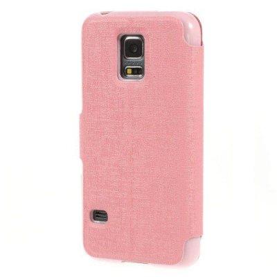 Fodral MLT till Samsung Galaxy S5 Mini - Rosa