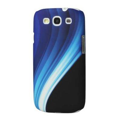 Skal Samsung Galaxy S3 Blå/Svart