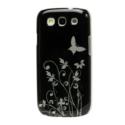 Skal Samsung Galaxy S3 Butterfly Flowers