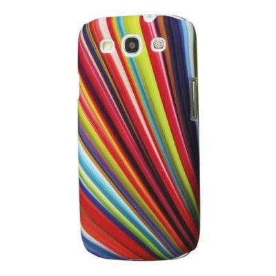 Skal Samsung Galaxy S3 Färgglad