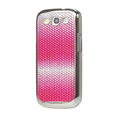 Skal Samsung Galaxy S3 Pink Bling
