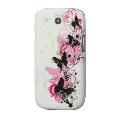 Skal Samsung Galaxy S3 Svarta fjärilar