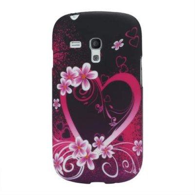 Skal Samsung Galaxy S3 mini Hjärta