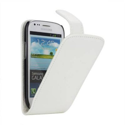 Samsung Galaxy S3 Mini Flipfodral Vit