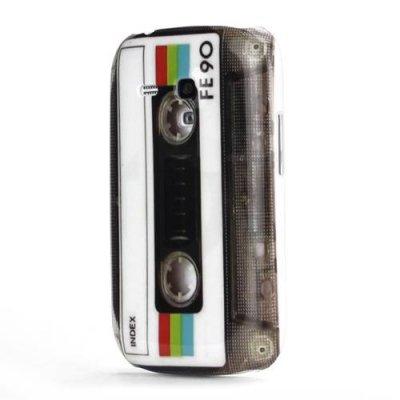 Skal Samsung Galaxy S3 mini kassettband