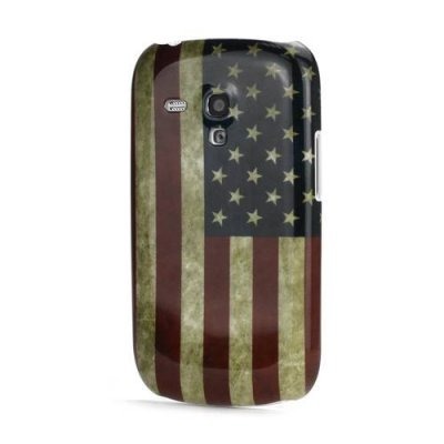 Skal Samsung Galaxy S3 mini USA flagga