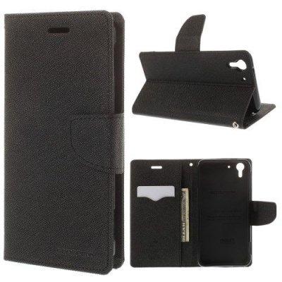 Plånboksfodral Fancy Diary fodral till HTC Desire Eye