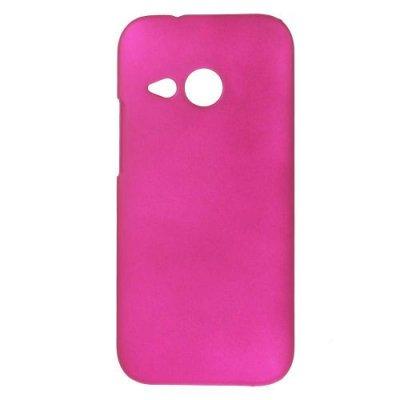 Hardcase skal till HTC One Mini 2 Röd/Rosa