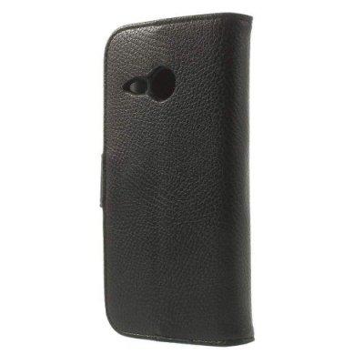 Plånboksfodral till HTC One Mini 2 Svart