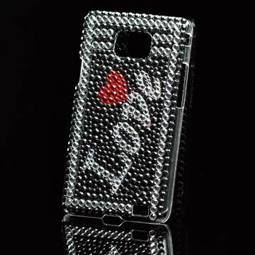 Skal Samsung Galaxy S2 Love