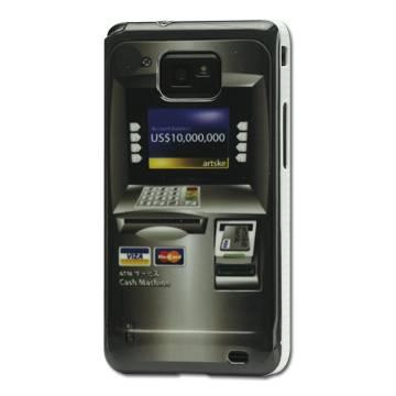 Skal Samsung Galaxy S2 Bankomat Motiv